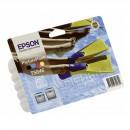 Epson T5846 PicturePack оригинальный струйный картридж 150 фото, комплект 4 цветный