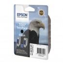Epson T007+T007 оригинальный струйный картридж 2*540 страниц, чёрный