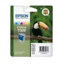 Epson T009 оригинальный струйный картридж 330 страниц, цветной