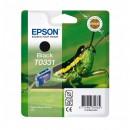 Epson T0331 Black оригинальный струйный картридж 628 страниц, чёрный