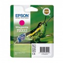 Epson T0333 Magenta оригинальный струйный картридж 440 страниц, пурпурный