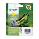 Epson T0334 Yellow оригинальный струйный картридж 440 страниц, жёлтый