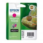 Скупка картриджа Epson T0343 Magenta