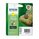 Epson T0344 Yellow оригинальный струйный картридж 440 страниц, жёлтый