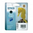 Epson T0481 Black оригинальный струйный картридж 450 страниц, чёрный