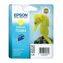 Epson T0484 Yellow оригинальный струйный картридж 430 страниц, жёлтый
