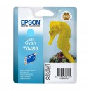 Epson T0485 Light cyan оригинальный струйный картридж 430 страниц, светло-голубой