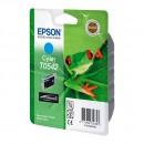 Epson T0542 Cyan оригинальный струйный картридж 400 страниц, голубой