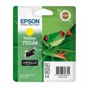 Epson T0544 Yellow оригинальный струйный картридж 400 страниц, жёлтый