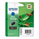 Epson T0549 Blue оригинальный струйный картридж 400 страниц, Синий