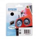 Epson T0631 Black оригинальный струйный картридж 250 стр, чёрный