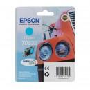 Epson T0632 Cyan оригинальный струйный картридж 250 стр, голубой