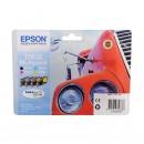Epson T0635 Multipack оригинальный струйный картридж , комплект 4 цветный