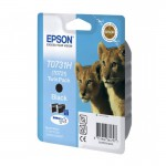 Epson T0731H (721) Twin pack black