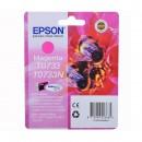 Epson T0733 Magenta оригинальный струйный картридж 250 стр, пурпурный