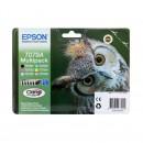 Epson T079A Multipack оригинальный струйный картридж , комплект 6 цветный