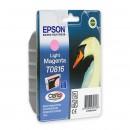 Epson T0816 Light magenta оригинальный струйный картридж 480 страниц, светло-пурпурный