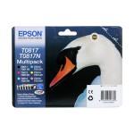 Скупка картриджа Epson T0817 Multipack