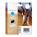 Epson T0922 Cyan оригинальный струйный картридж 250 страниц, голубой