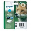 Epson T1282 Cyan оригинальный струйный картридж 260 страниц, голубой