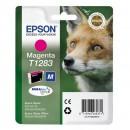 Epson T1283 Magenta оригинальный струйный картридж 160 страниц, пурпурный