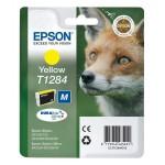 Скупка картриджа Epson T1284 Yellow