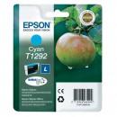 Epson T1292 Cyan оригинальный струйный картридж 460 страниц, голубой