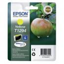 Epson T1294 Yellow оригинальный струйный картридж 545 страниц, жёлтый