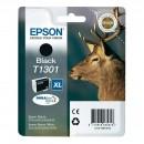 Epson T1301 Black оригинальный струйный картридж 945 страниц, чёрный
