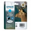 Epson T1302 Cyan оригинальный струйный картридж 765 страниц, голубой