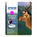 Epson T1303 Magenta оригинальный струйный картридж 600 страниц, пурпурный