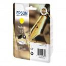Epson 16 Yellow оригинальный струйный картридж 165 страниц, жёлтый