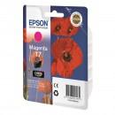 Epson 17 Magenta оригинальный струйный картридж 150 страниц, пурпурный