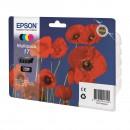 Epson 17 Multipack оригинальный струйный картридж , комплект 4 цветный