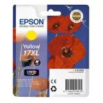 Epson 17XL Yellow