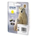 Скупка картриджа Epson 26 Yellow