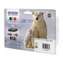 Epson 26 Multipack оригинальный струйный картридж , комплект 4 цветный
