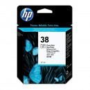 HP 38 C9413A струйный картридж 1410 фото, черный-фото