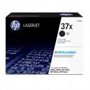 HP 37X CF237X лазерный картридж 25000 страниц, черный