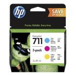 HP 711 P2V32A