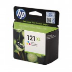 HP CC644HE (HP 121XL Color)