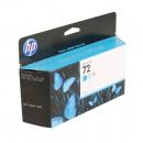 HP C9371A (HP 72 Cyan) оригинальный струйный картридж 130 ml., голубой