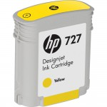 HP B3P15A (HP 727 Yellow)