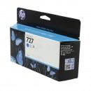 HP B3P19A (HP 727 Cyan) оригинальный струйный картридж 130 ml., голубой