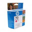 HP C9399A (HP 72 Magenta) оригинальный струйный картридж 69 ml., пурпурный