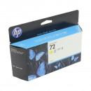 HP C9373A (HP 72 Yellow) оригинальный струйный картридж 130 ml., жёлтый