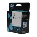 HP C4844AE (HP 10 Black) оригинальный струйный картридж 2200 страниц, чёрный