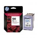 HP C9368AE (HP 100) оригинальный струйный картридж 80 фото 10х15, серый фото