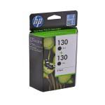 HP C9504HE (HP 130 + 130)