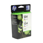 HP C9505HE (HP 134 + 134)